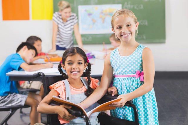 Christelle Carcone, candidate à la mairie du Plessis-Robinson souhaite créer un référent pour aider les parents d'un enfant handicapé