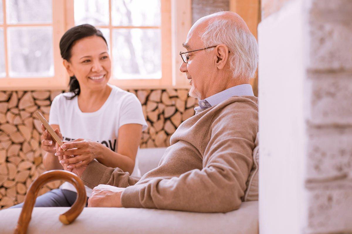 Soutien à l'aménagement des appartements pour le maintien à domicile des personnes âgées