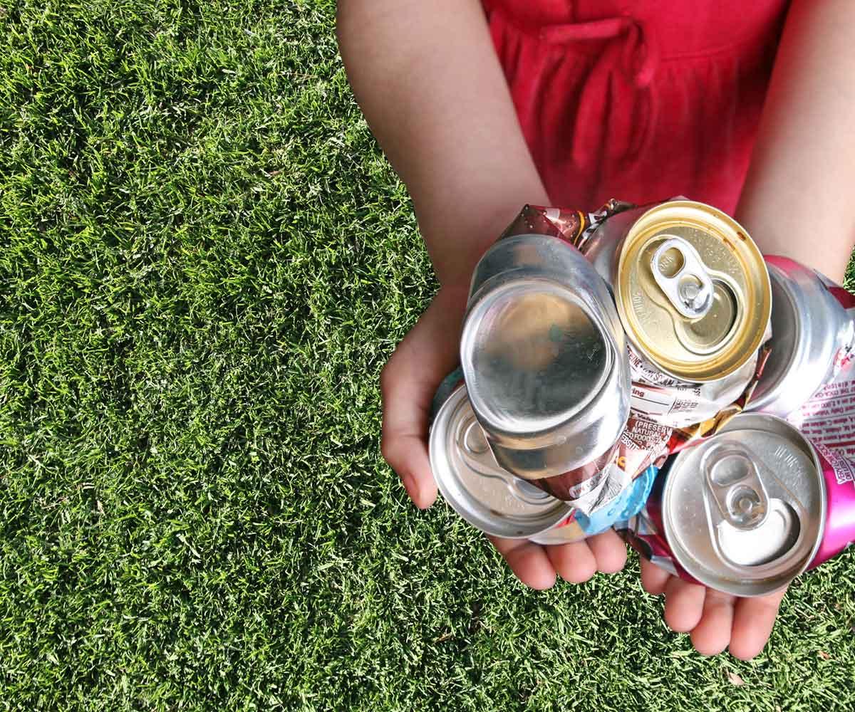 Le recyclage et la réduction des déchets sont de la responsabilité de tous.