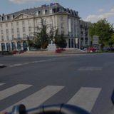 tribune plan vélo au Plessis-Robinson